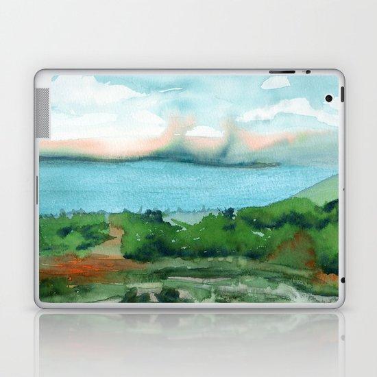 Passing Afternoon Laptop & iPad Skin