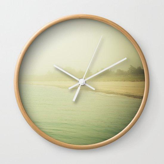 Dreams of Distant Lands Wall Clock