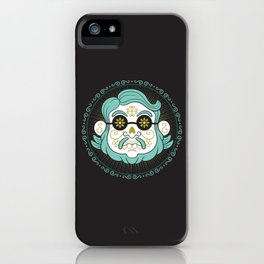 GUILLERMO DEL TORO - DIA DE MUERTOS TRIBUTE iPhone Case