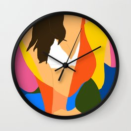 Evolve Wall Clock