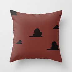 Toy Story | Minimalist Movie Poster Throw Pillow