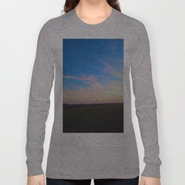 From The Passenger Seat Long Sleeve T-shirt