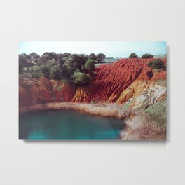 bauxite Metal Print