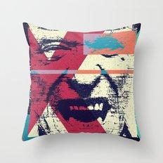 Buk Throw Pillow