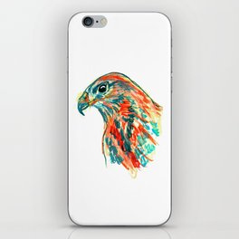 Hawk iPhone Skin
