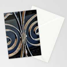 Iron at the Crypt Stationery Cards