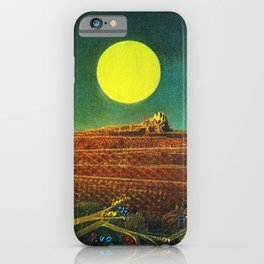 The Entire City by Max Ernst iPhone Case