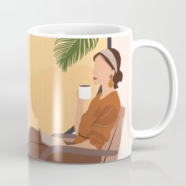 A Relaxing Afternoon Coffee Mug