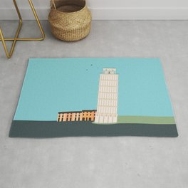 Leaning Tower of Pisa, Italy Rug