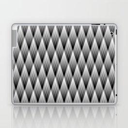Silvery Laptop & iPad Skin