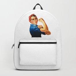 Rosie the Riveter Backpack