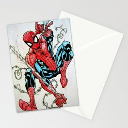 Wall Crawler Spider-Man Stationery Cards