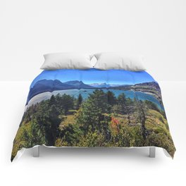 St. Mary Lake Comforters