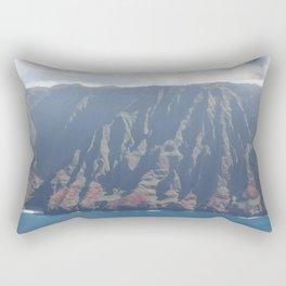 Na Pali Coast Rectangular Pillow