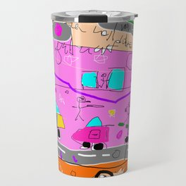 Where Dhell Dwe Park  Travel Mug
