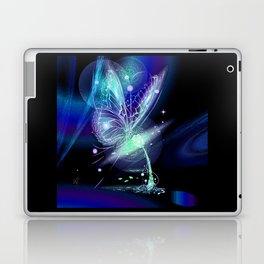 Galactic Butterfly Laptop & iPad Skin