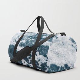 Marble ocean Duffle Bag