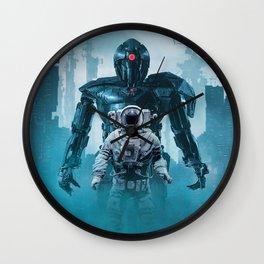 Shadow of the Cyclops Wall Clock