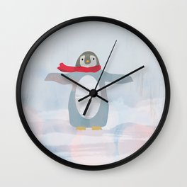 Favorite time of year Wall Clock