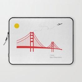 San Francisco. Laptop Sleeve