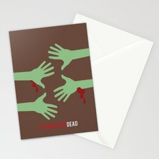 The Walking Dead - Minimalist Stationery Cards