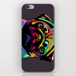 Pug Dog iPhone Skin