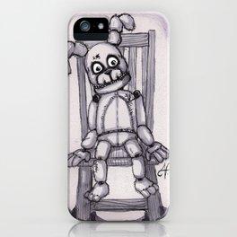 Fun with Plushtrap iPhone Case