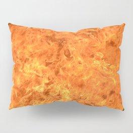 fire wall Pillow Sham