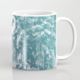 Inky Shadows - Blue edition Coffee Mug