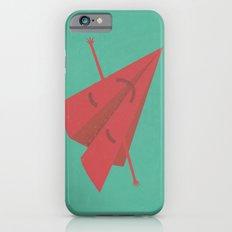 Paper plane Slim Case iPhone 6s