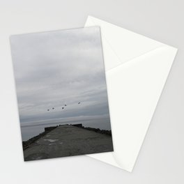 northern melancholy Stationery Cards