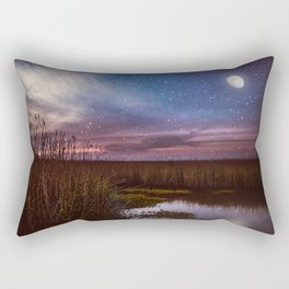 Goodnight, Louisiana Rectangular Pillow