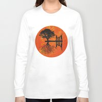 family Long Sleeve T-shirts featuring Family by Last Call
