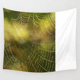 The Web we Weave Wall Tapestry
