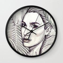 Gorgeous Gal Gadot Wall Clock