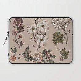 Flowering Spring Trees Laptop Sleeve