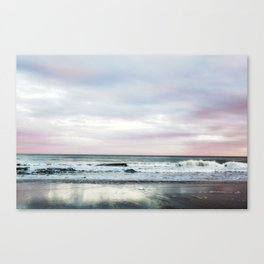 Surf Side in the South Canvas Print