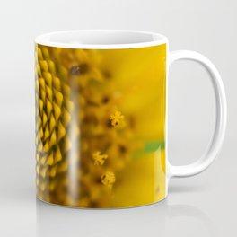 Macro Daisy Coffee Mug