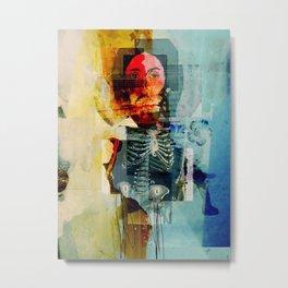 Saviour II, Jesus II Metal Print