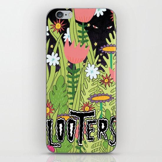 LOOTERS iPhone & iPod Skin