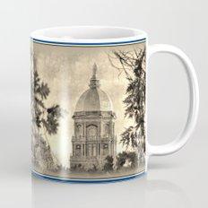 Vintage Golden Dome Mug Mug