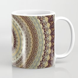Earth Mandala 7 Coffee Mug