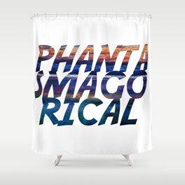 Phantasmagorical Shower Curtain