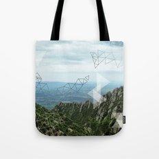 Montserrat, Barca Tote Bag
