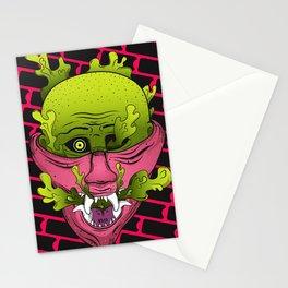 Mouthful of Venom Stationery Cards
