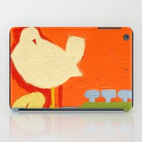 arnold iPad Cases featuring 1969- a tribute to  Arnold Skolnick by mystudio69