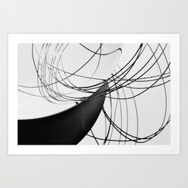 Shadowplay I Art Print