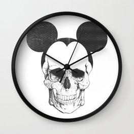 OLDSKULL FRIEND Wall Clock