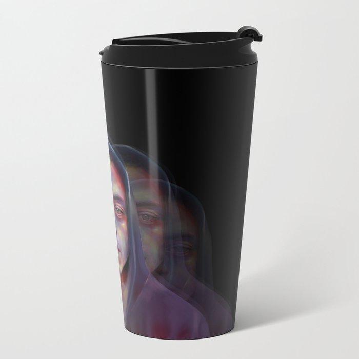 Sound and Color Travel Mug