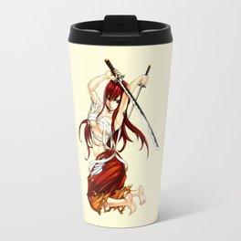 Erza Scarlet Travel Mug